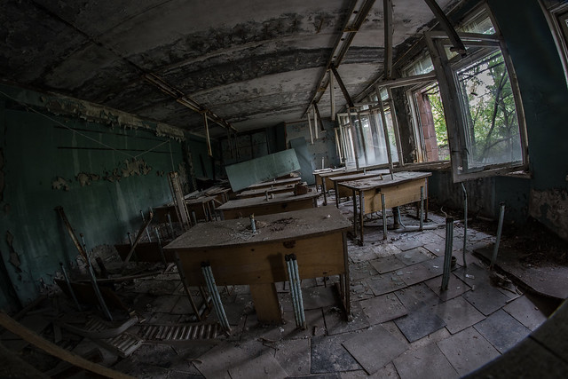 Chernobyl 30 Years after – Public Domain CC0