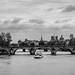 View of Pont Royal, Paris, 2015 by KSWest