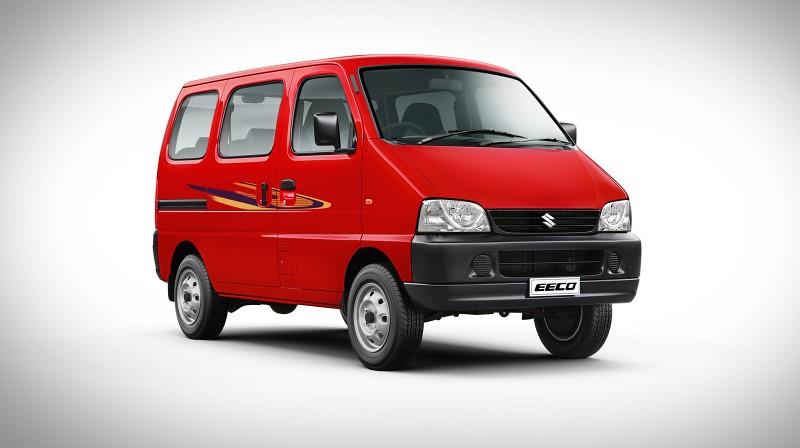 Maruti Suzuki Eeco 5Lakh
