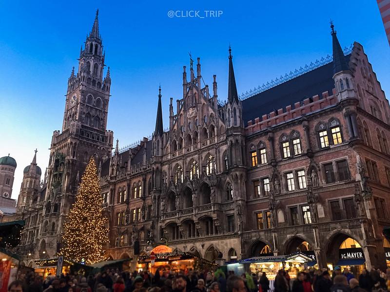¿Qué ver en Múnich? · Todo lo que necesitas saber, ver y hacer en Múnich · Baviera · Alemania · ClickTrip