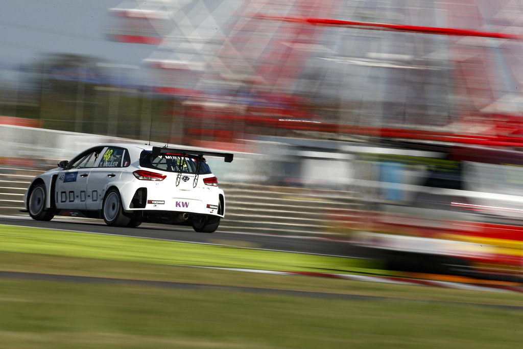 48 MULLER Yvan, (fra), Hyundai i30 N TCR team Yvan Muller Racing, action during the 2018 FIA WTCR World Touring Car cup of Japan, at Suzuka from october 26 to 28 - Photo Clement Marin / DPPI