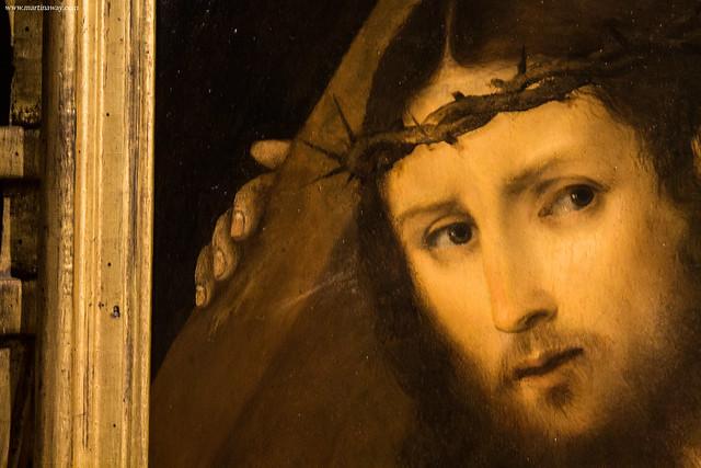 Cristo portacroce, Giorgione