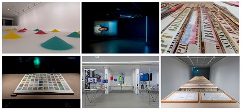 Projects from each school at the 4th Istanbul Design Biennial