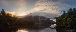 Bear Mountain Bridge Pano