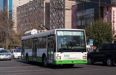Almaty trolleybus: TP KAZ 398 # 1092