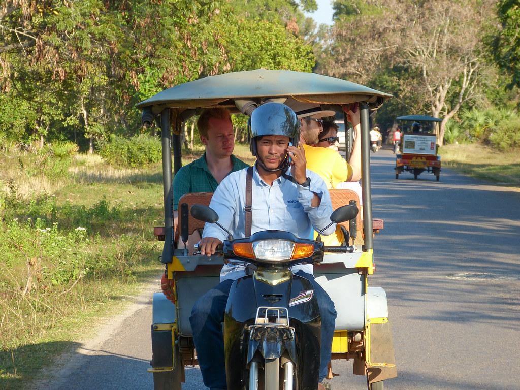 2018 Südostasien - Kambodscha - Unterwegs