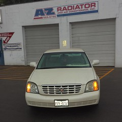 #AJWoodson #SpringfieldIL #PearlJackson #Cadillac #CadillacDeville #AtoZAutomotive  #Insta #WorstCaseScenario #CadillacDeville #ThanksForTheMemories #Goodbye  After Investing in Tires, Battery, etc. to get *Pearl Jackson* back on her feet, I left it to th