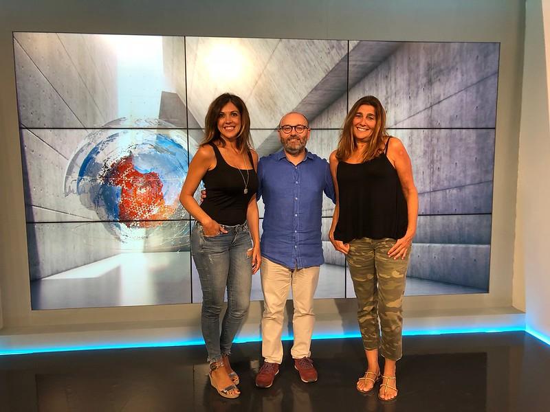 La Fabrica de Radio Encarna Talavera Merce Marin Paco Cremades Todo ira Bien Murcia