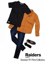 Entrá en www.raidersjeans.com a buscar todo lo que necesites.. #Remeras #Mayas #Shorts #Bermudas #Jeans #Joggings #Buzos #Camisas #Camperas #Sweaters ENVÍOS GRATUITOS a todo el país en compras superiores a $1500.- #raidersjeans