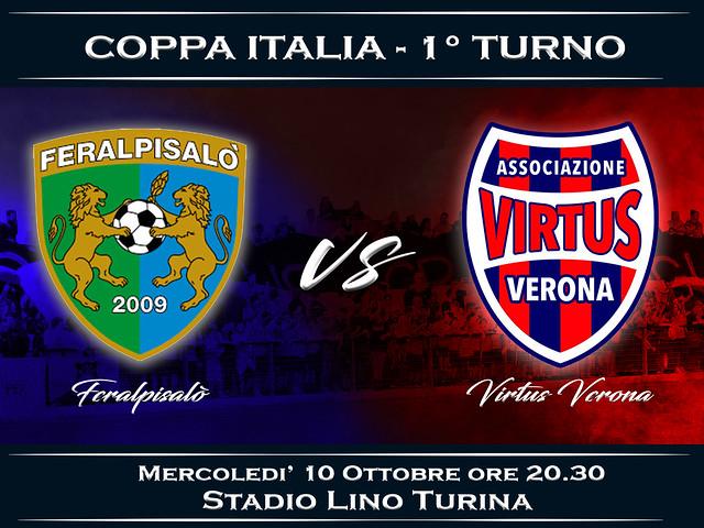 Feralpisalò - Virtus Verona 1-0 FINALE