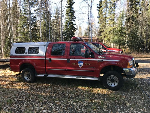 Chena-Goldstream Fire & Rescue Squad 41