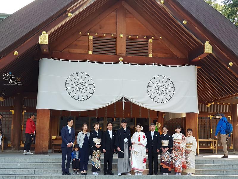hokkaido shrine mikado