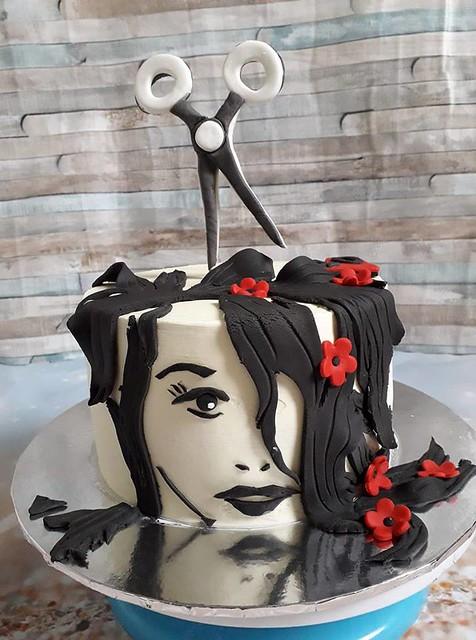 Cake by Barbara Golec
