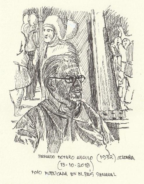Fernando Botero (1932)