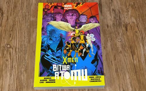 X-Men Bitwa Atomu