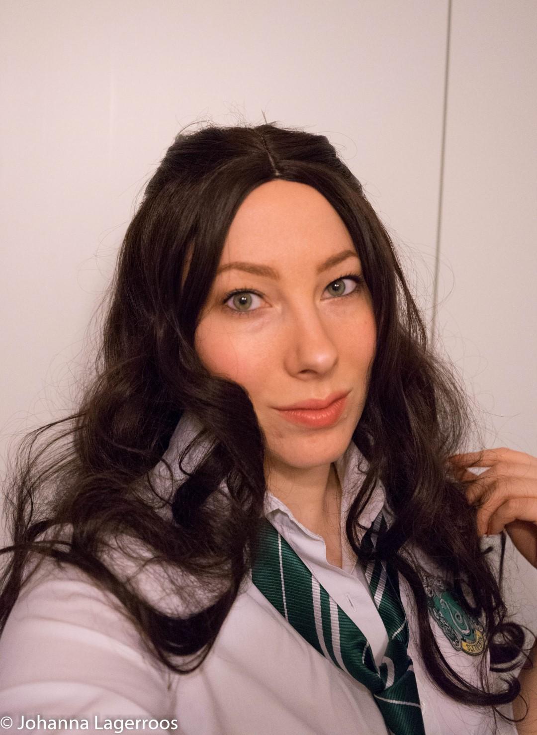 Hogwarts student look