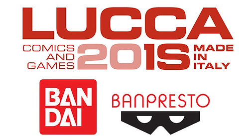 Lucca Comics and Games 2018 -Logo
