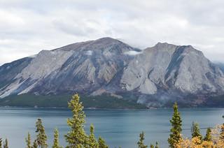 Scenic Drive through British Columbia