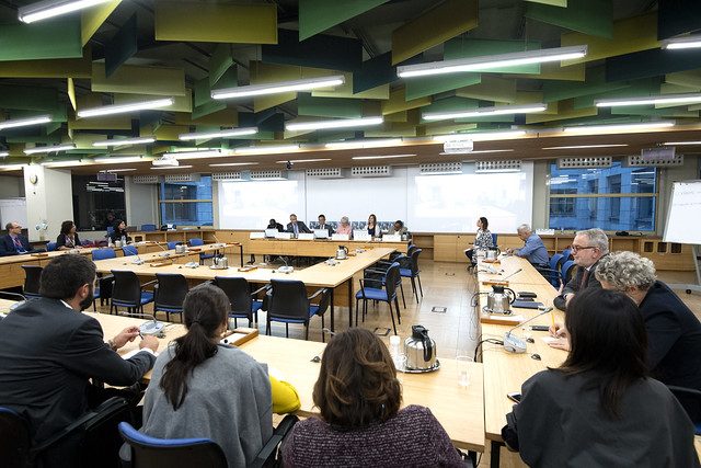 CFS Side Event  73 - The RBA partnership to strengthen resilience for food security, nutrition and gender equality