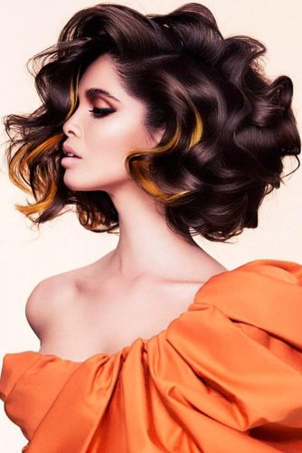 Chic Finger Waves Hairstyles That Are Best Trend 5