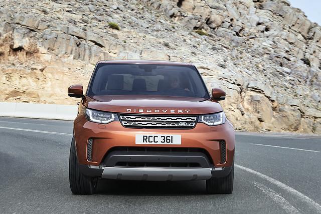 Comprar Land Rover Discovery