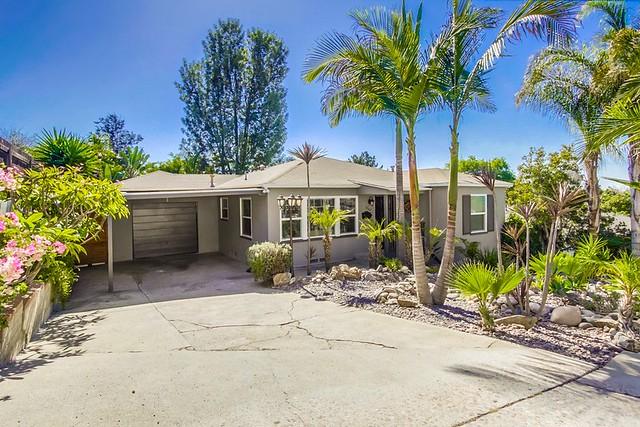 7767 Loma Vista Drive, La  Mesa, CA 91942