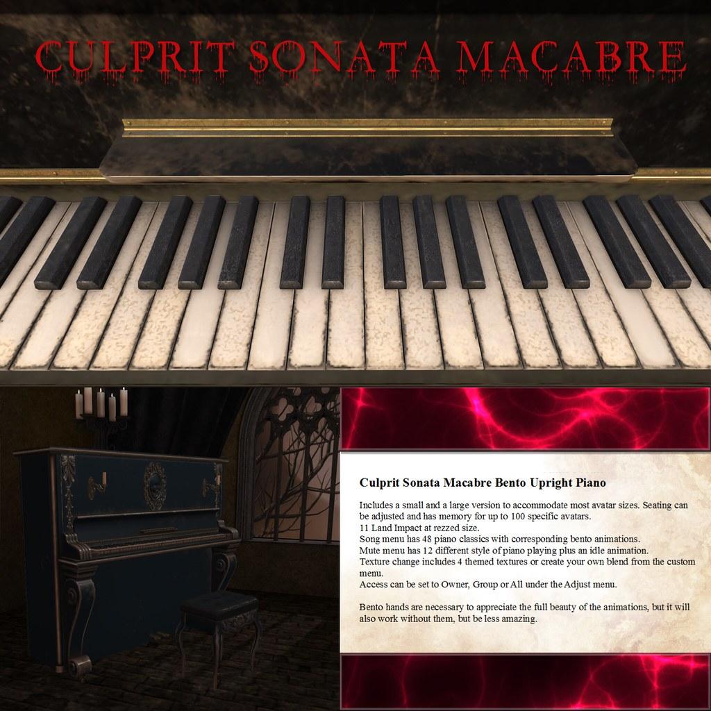 Culprit_Sonata_Macabre - TeleportHub.com Live!