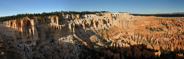 Bryce Canyon - Sunrise Panorama (Explored, 24 sept 2018, #316)