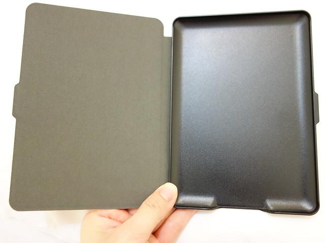 內裡長成這樣@淘寶小紅帽Kindle PaperWhite保護套
