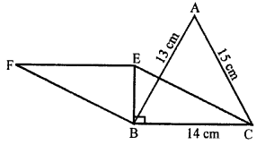 Class 9 RD Sharma Solutions Chapter 17 Constructions