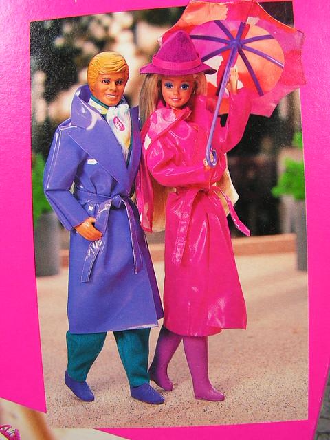 1989 Barbie Paris Pretty Fashion 6558 Assort. 762 (5)