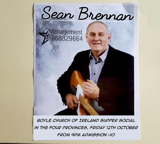 Sean Brennan - Church of Ireland Social 2018