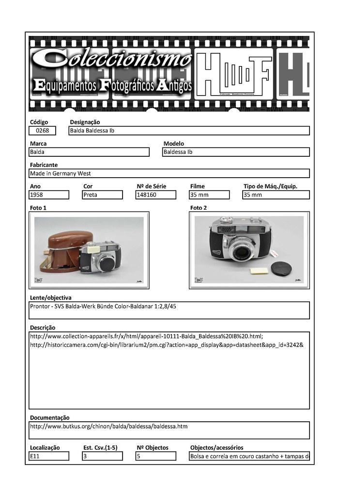 Inventariação da colecção_0268 Balda Baldessa Ib