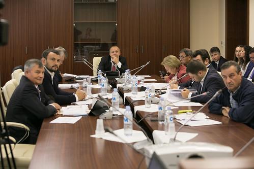 10.10.2018 Şedinţa Comisiei economie, buget şi finanţe