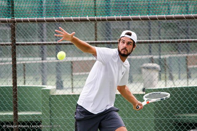 SBA Tennis Open - Dia 1 | 13-10-2018