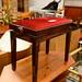 E80 piano stool