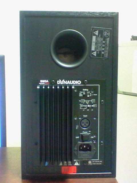 dynaudio acoustics BM5A