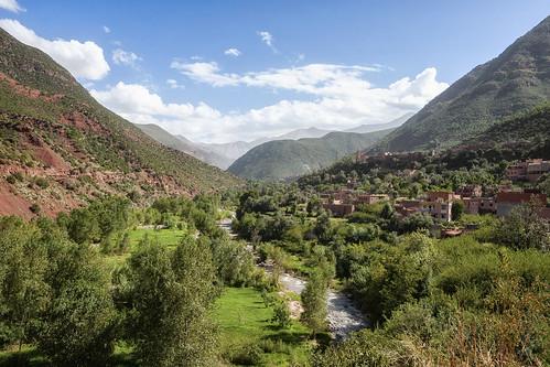 marruecos marocco maroc guillermorelaño nikon d90 ourika valle valley río river
