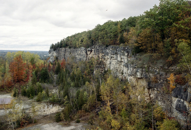 Kelso Escarpment