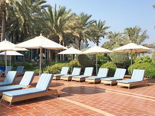 Ajman Hotel Pool Area 3