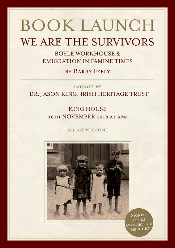We Are The Survivors by Barry Feely