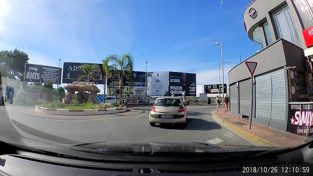 Ibiza Dashcam