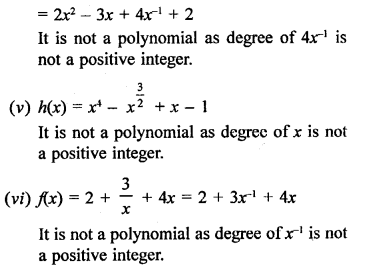 Class 9 Maths Chapter 6 Factorisation of Polynomials RD Sharma Solutions