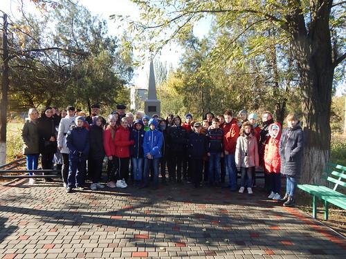День визволення України від фашистських загарбників у ЗОШ №44