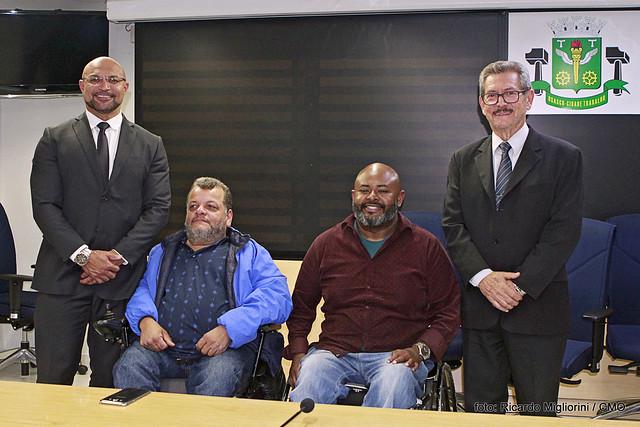 Sessão Solene em Comemoração ao Dia da Mobilidade Urbana