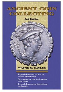 Ancient Coin Collecting book cover