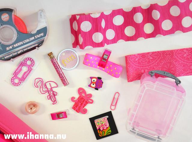 Pink, polka dots & cute