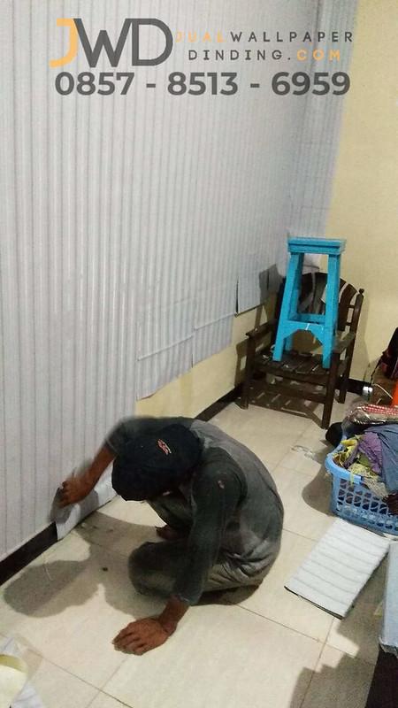 Jasa Pemasangan Wallpaper Dinding Sidoarjo 085785136959 l