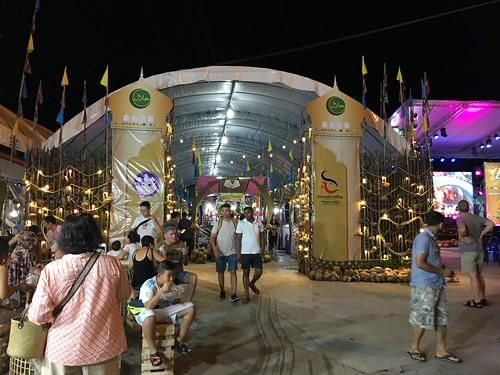 サムイフェスティバル2018 OTOPフェア