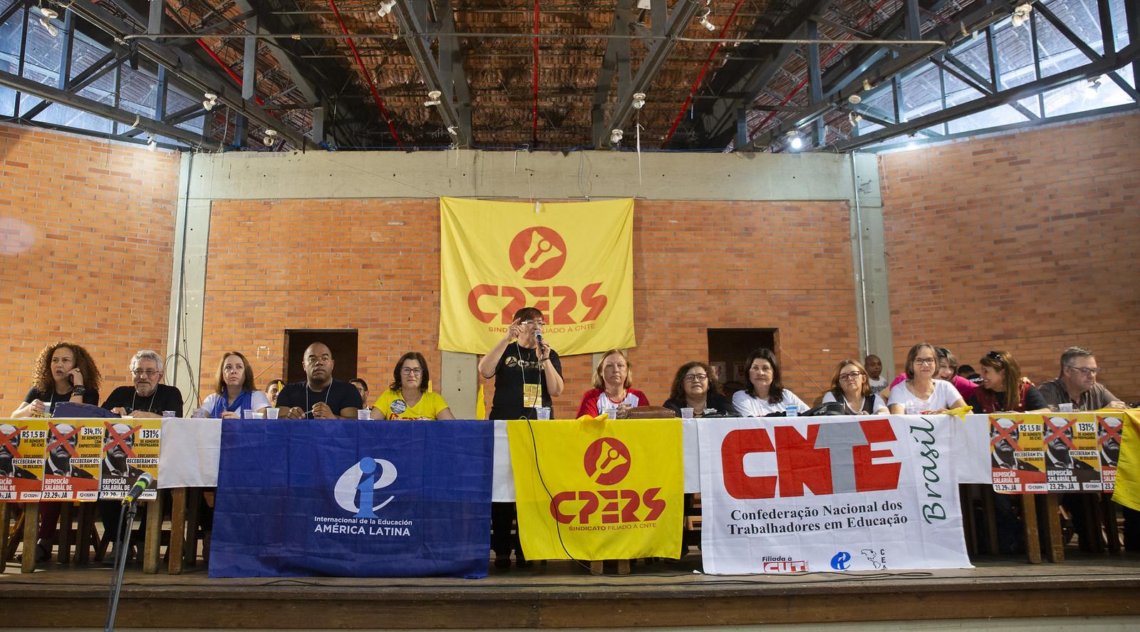 Assembleia Geral CPERS – 28/09/18 – Porto Alegre
